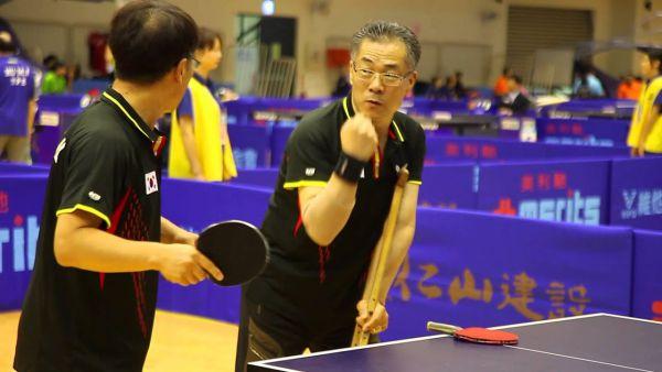 2015第三屆台中國際身障桌球公開賽SDE